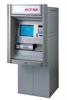 Monimax 5100T ATM for outdoor use
